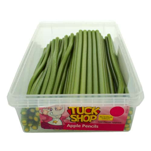 Apple Pencil Sweets - Pack of 100