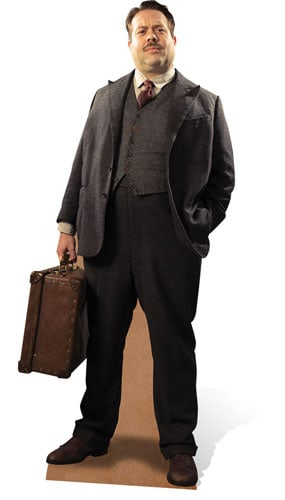 Fantastic Beasts Jacob Kowalski Lifesize Cardboard Cutout - 171cm Product Gallery Image