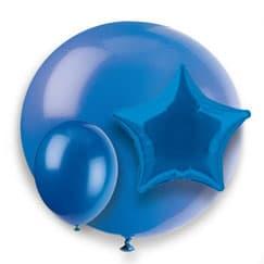 Blue Balloons