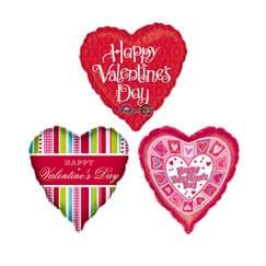 All Valentine's Balloons