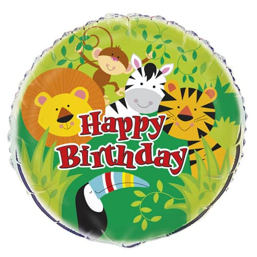 animal-jungle-happy-birthday-round-foil-balloon-45cm-product-image