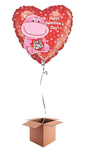 happy-valentines-day-luv-u-tons-46cm-holographic-heart-foil-balloon-in-a-box-image