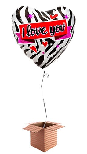 i-love-you-zebra-design-heart-shaped-46cm-foil-balloon-in-a-box-image