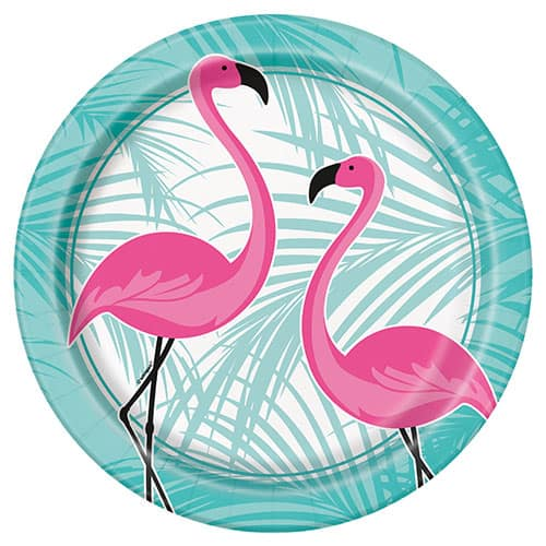 pink-flamingo-paper-plates-23cm-product-image