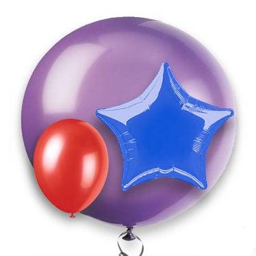 Plain Colour Balloons