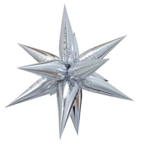 silver-3d-star-foil-balloon-100cm-product-image