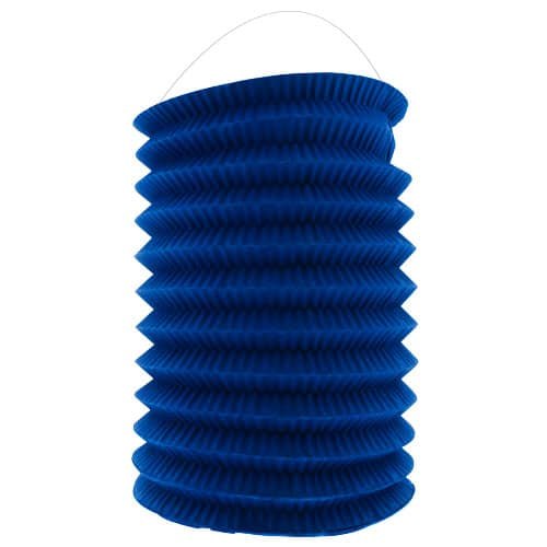 Blue Hanging Lantern - 16cm