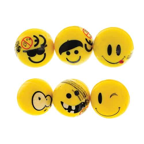 Emoji Designs Jet Ball Assorted - Single Product Image