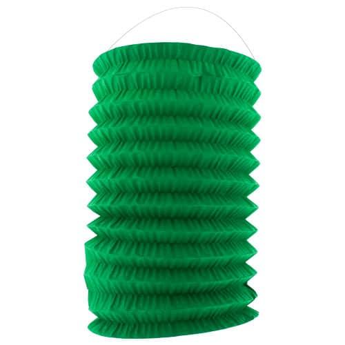 Green Hanging Lantern - 16cm