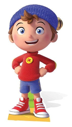 Noddy Mini Cardboard Cutout - 91cm Product Gallery Image