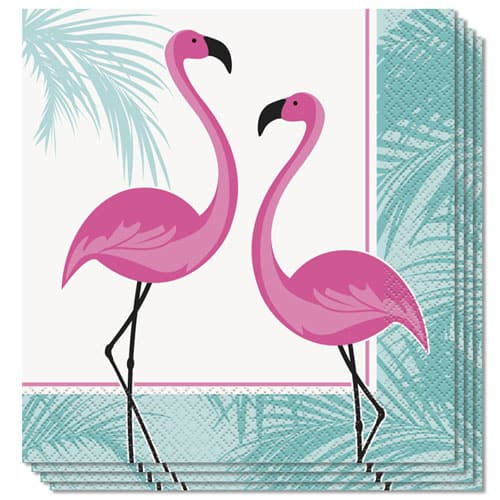 pink-flamingo-luncheon-napkins-33cm-2ply-pack-of-16-product-image