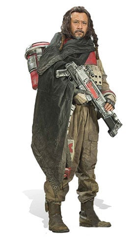 Star Wars Baze Malbus Lifesize Cardboard Cutout - 180cm Product Gallery Image