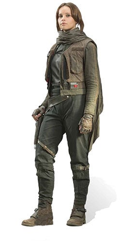 Star Wars Jyn erso Lifesize Sagoma di Cartone - 165 cm Product Gallery Image