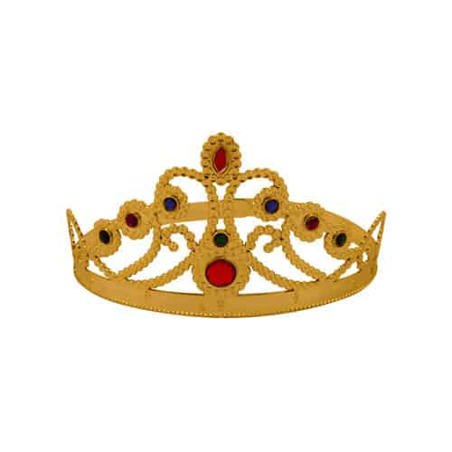 Queens Golden Crown