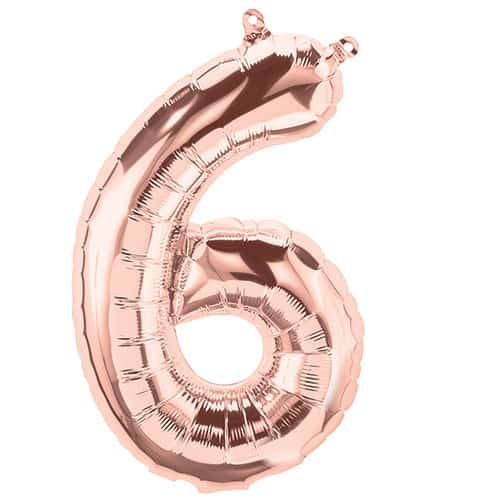 rose-gold-number-6-foil-balloon-33cm-product-image