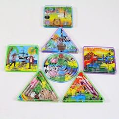 Puzzles & Mazes