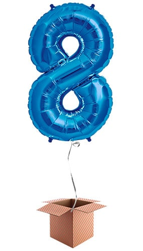 blue-number-8-supershape-86cm-foil-balloon-in-a-box-image