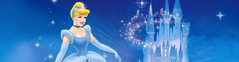 Cinderella Party Supplies Top Image
