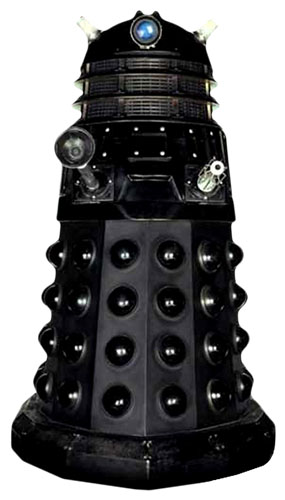 Dr Who Dalek Sec Lifesize Cardboard Cutout - 152cm Product Gallery Image