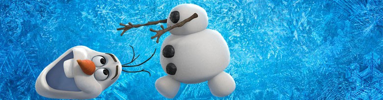 Disney Frozen Olaf Summer Party Supplies