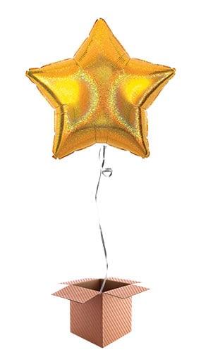 gold-star-diamond-dazzler-foil-balloon-in-a-box-image
