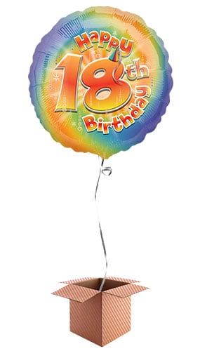happy-18th-birthday-17-inche-round-foil-balloon-in-a-box-image