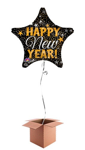 happy-new-year-star-shaped-48cm-foil-balloon-in-a-box-image