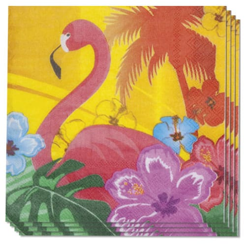 Aloha Paper Napkins 2 Ply 33cm Pack of 12
