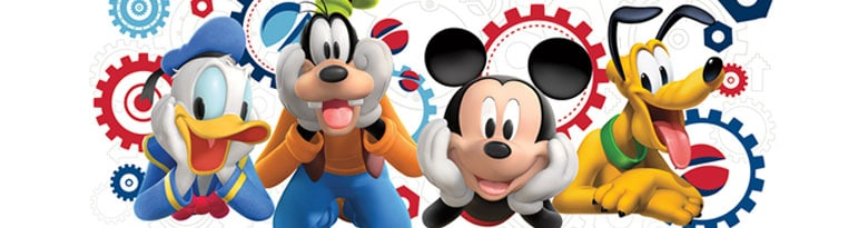 Mickey Mouse Clubhouse Party Supplies Top Image
