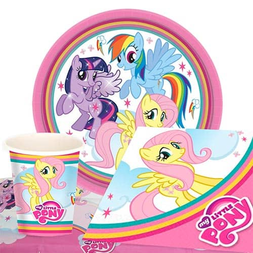 My Little Pony 8 Person Value Party Pack