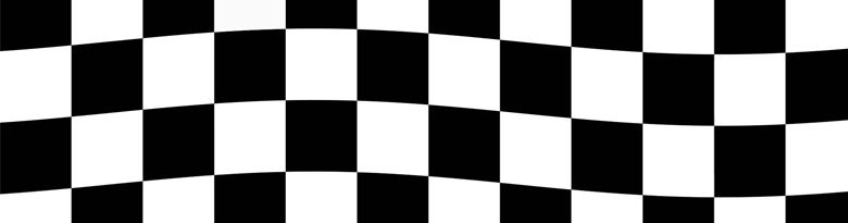 Racing Stripe Party Supplies Top Image