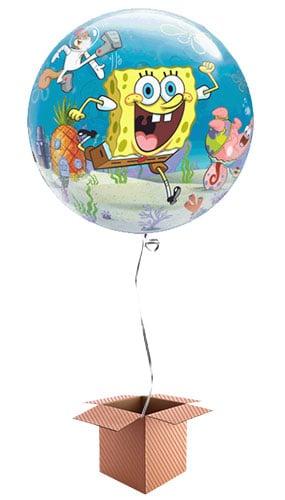 spongebob-squarepants-56cm-bubble-balloon-in-a-box-image