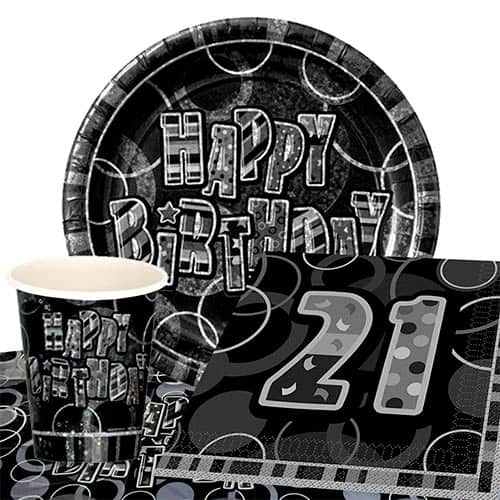 black-glitz-21st-birthday-party-supplies-8-persons-value-party-pack