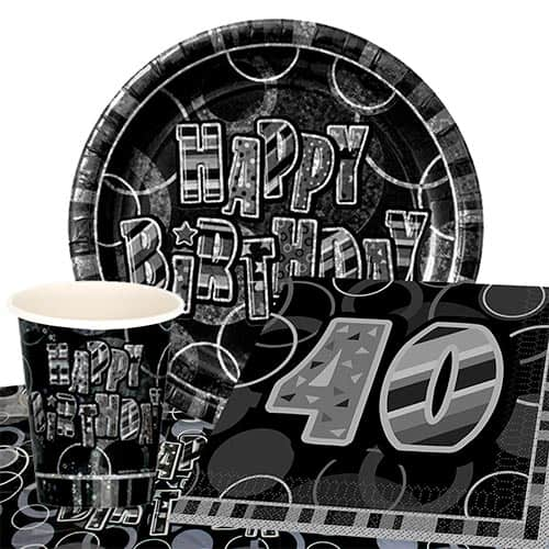 black-glitz-40th-birthday-party-supplies-8-persons-value-party-pack