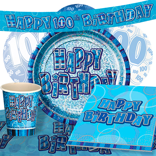 blue-glitz-100th-birthday-party-supplies-8-person-deluxe-party-pack