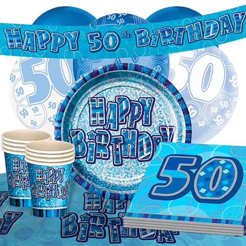 blue-glitz-50th-birthday-party-supplies-16-person-deluxe-party-pack