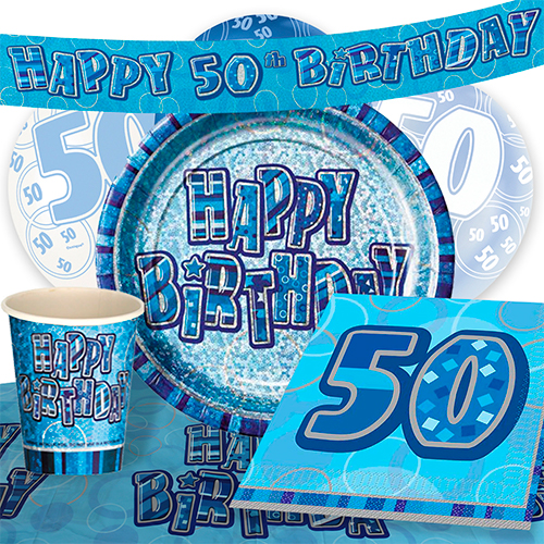 blue-glitz-50th-birthday-party-supplies-8-person-deluxe-party-pack