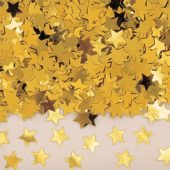 Gold Stars Table Confetti – 14 Grams