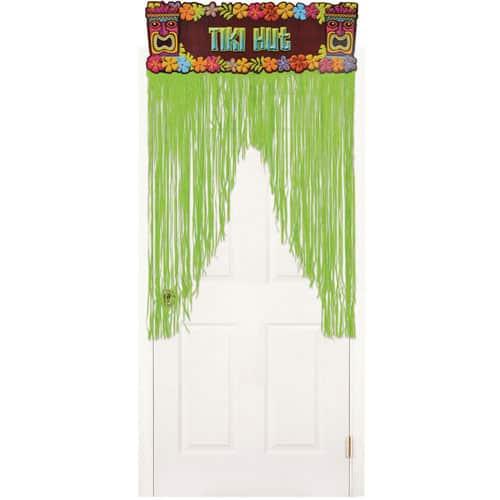hawaiian-tiki-door-curtain-91cm-product-image  sc 1 st  Partyrama & Hawaiian Tiki Door Curtain 91cm | Partyrama