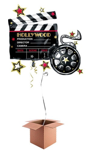 hollywood-clapperboard-supershape-foil-balloon-inflated-balloon-in-a-box-image