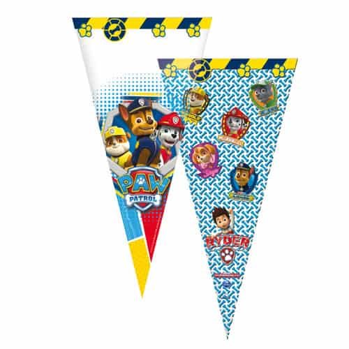 Paw Patrol Designs Cone Shape Gift Bag Product Image