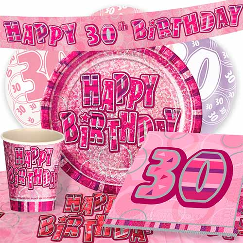 pink-glitz-30th-birthday-party-supplies-8-person-deluxe-party-pack