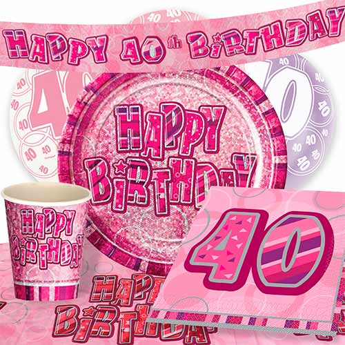 pink-glitz-40th-birthday-party-supplies-8-person-deluxe-party-pack