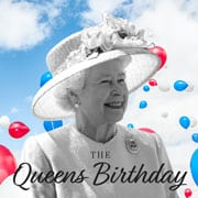 Queens Birthday Party Supplies
