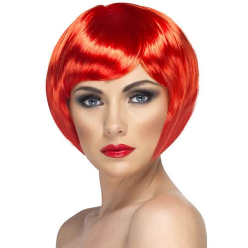 Red Babe Wig