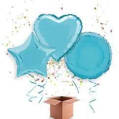 Baby Blue Balloon In A Box Category Image