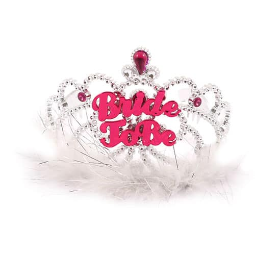 Bride To Be Tiara Product Image