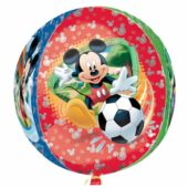 Disney Mickey Mouse Clear Orbz Balloon 38cm