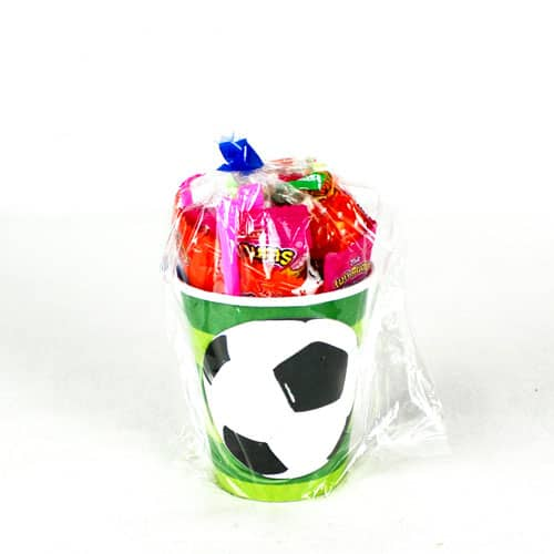 Football Candy Cup
