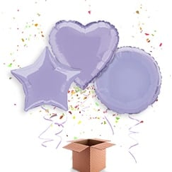 Lavender Balloon In A Box Category Image